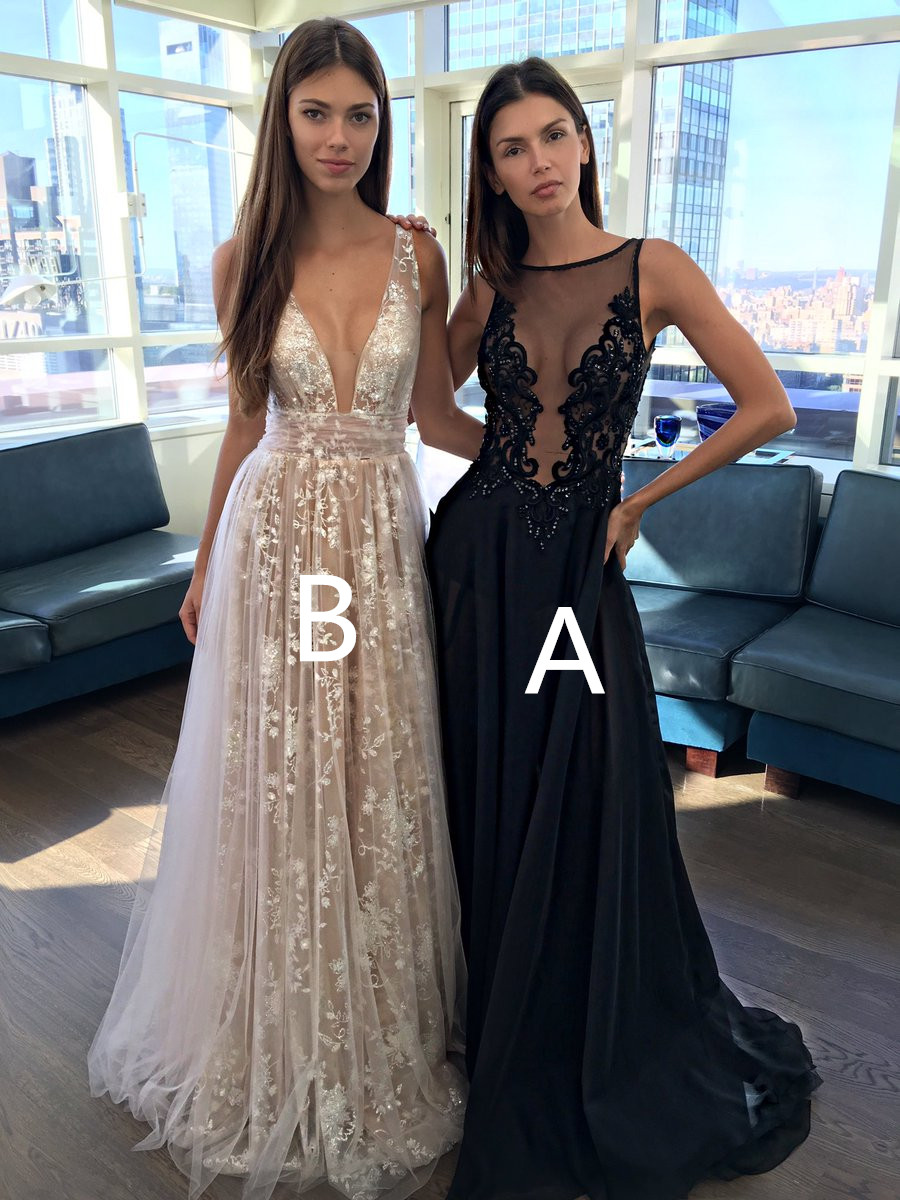 19a644fd47 Prom Dresses 2017 Black And White - Gomes Weine AG