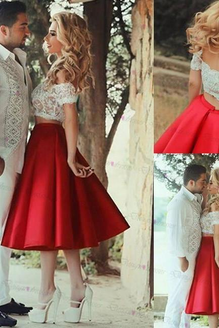 Satin prom dress,Off shoulder prom dress,lace prom dress,Two pieces prom dress,Sexy prom dresses,prom dresses 2016,Cheap prom dresses,Long prom dress,dress for prom